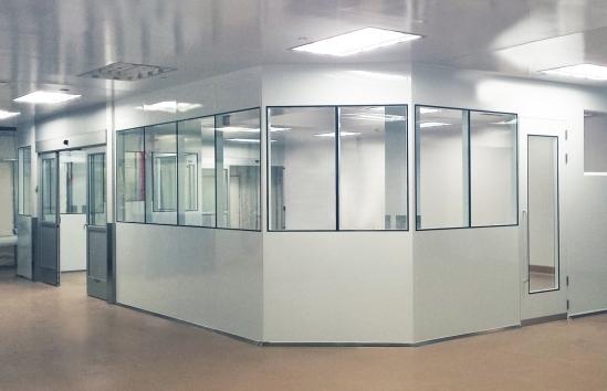 pharmaceutical clean room modular