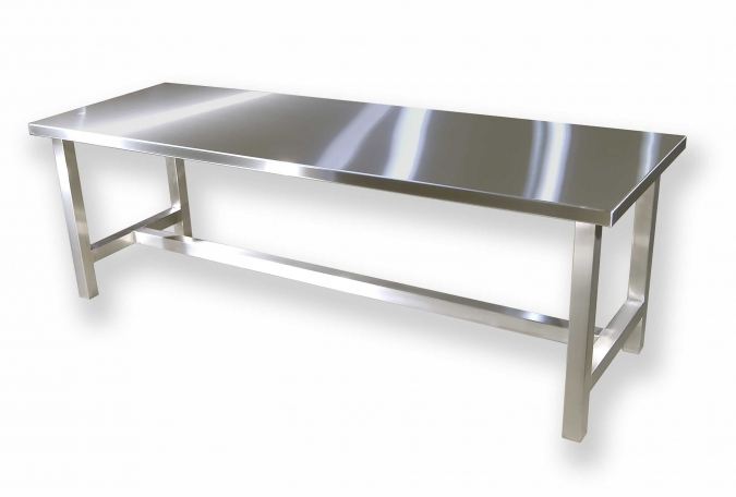 stainless steel bench for cleanroom