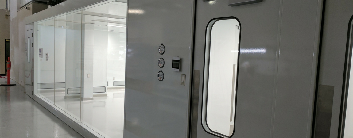 ISO 6 CLEANROOM FOR A HIGH PRECISION SENSOR MANUFACTURER