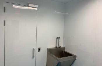In Hospital Pharamacy Compounding - Sink