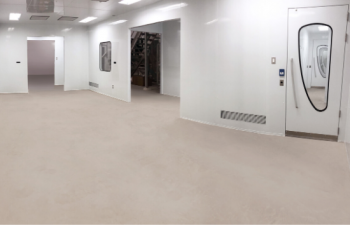 ISO 7 Cleanroom for Nutraceutical Industry - 550 x 354 - inside