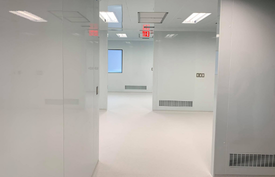 NJIT - Cell and Gene - Manufacturing Development Center - 550 x 354