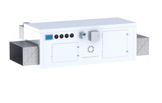 cleanroom hvac air handling unit