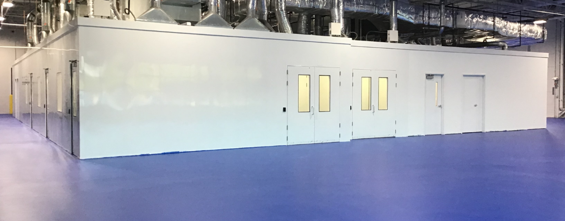 503B Cleanroom- Outsourcing Facility 1150x450