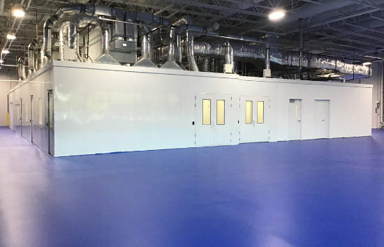 503B Cleanroom- Outsourcing Facility 550x354