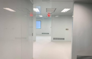 Cell and gene - manufacturing center 550x354