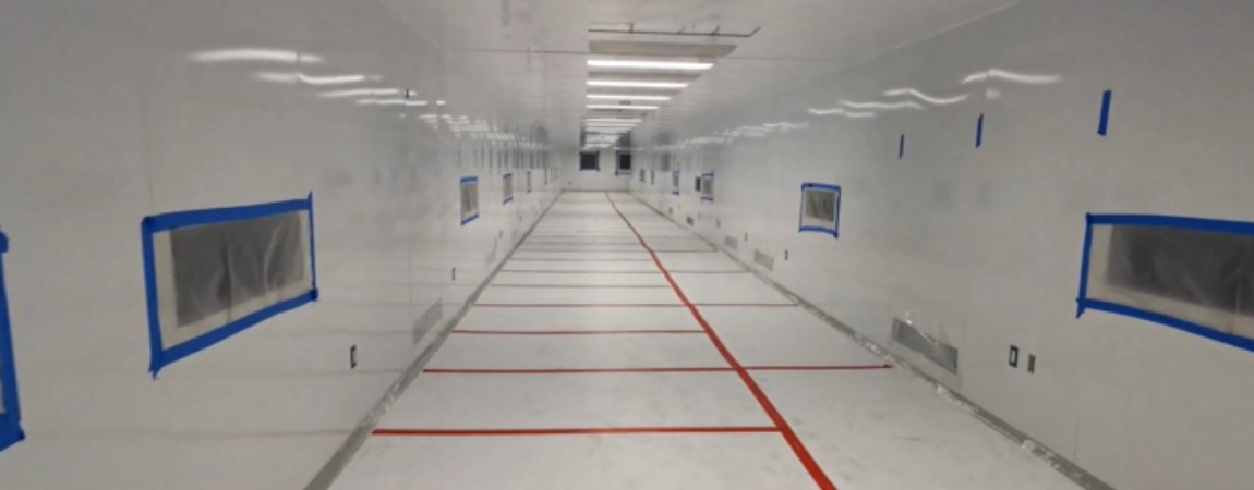Medical Device - Molding Room - Cleanroom