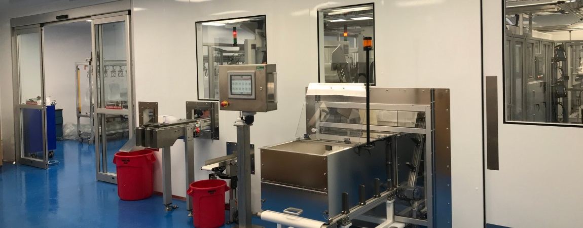 Biomedical / MedTech Cleanroom - Testing medical Kit
