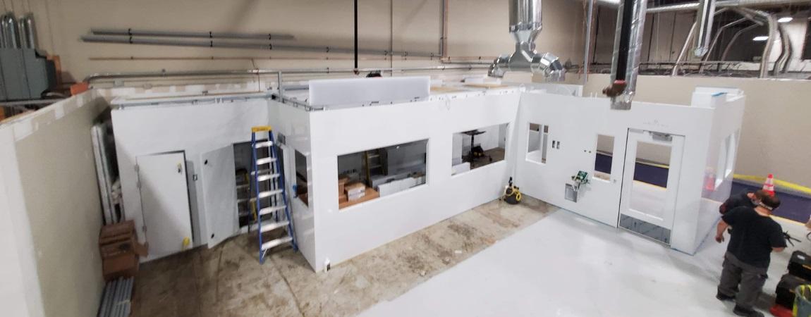 Drug Compounding / USP 797 Cleanroom