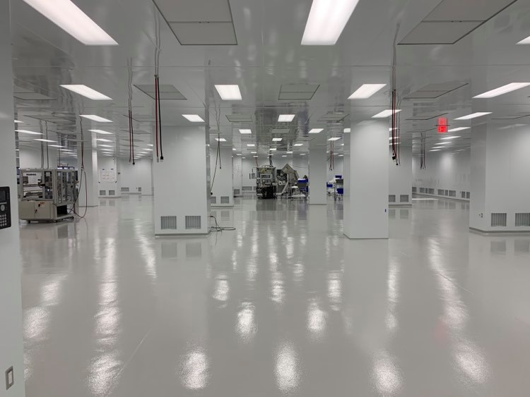 Medical device cleanroom