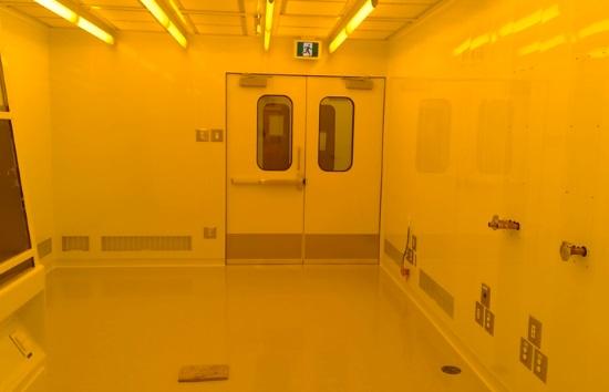 Yellow room ISO