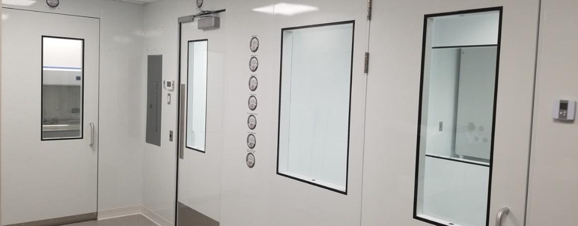 1150 x 450 USP 797 - USP 800 Cleanrooms - 3230