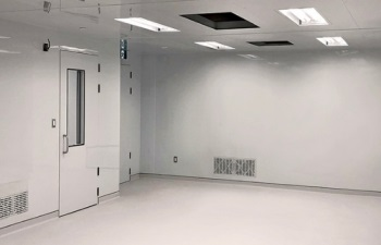 Biotech - animal laboratory - cell production room