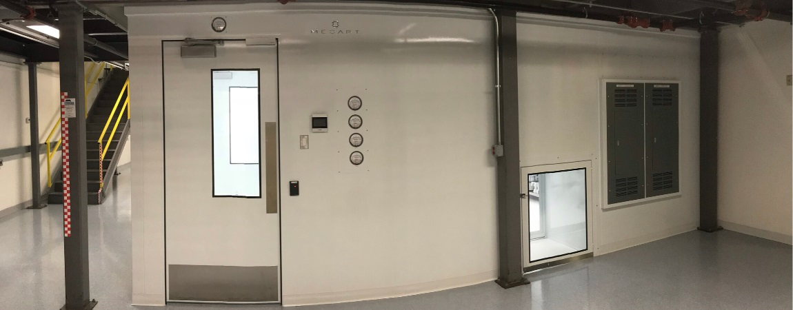 Cell Processing Lab - 1150 x 450
