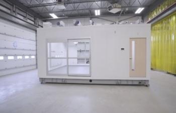 Prefab Hospital - patient room - Modular hospital (3)