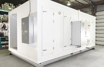 Mecart HVAC for cleanroom