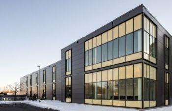 Prefab and modular hospital