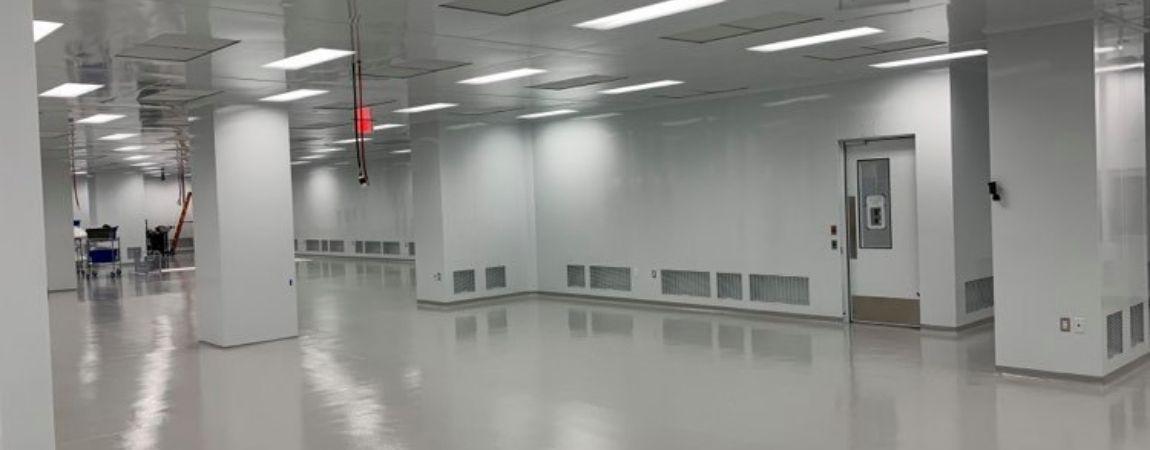 cGMP Modular Cleanroom for Vaccine Plastic Components (2)