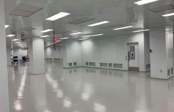 cGMP Modular Cleanroom for Vaccine Plastic Components (4)