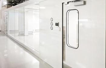 Modular Cleanroom Bay Window