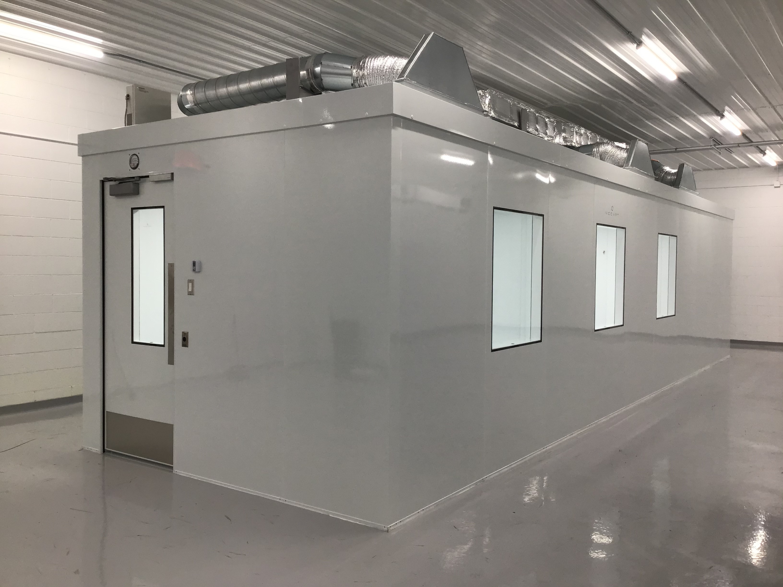 cGMP & Biotech Cleanroom for Stem Cell Manufacturing – Theranostics
